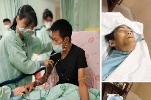Tin buồn: Một người con Quảng Bình tràn đầy sự hối tiếc chỉ vì không có tiền nên đã ra đi quánhanh.