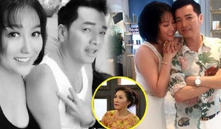 """Sau ly hôn với Hồng Đào từ Mỹ về, Quang Minh lại dính nghi vấn """"cặp kè"""" Phi Thanh Vân"""