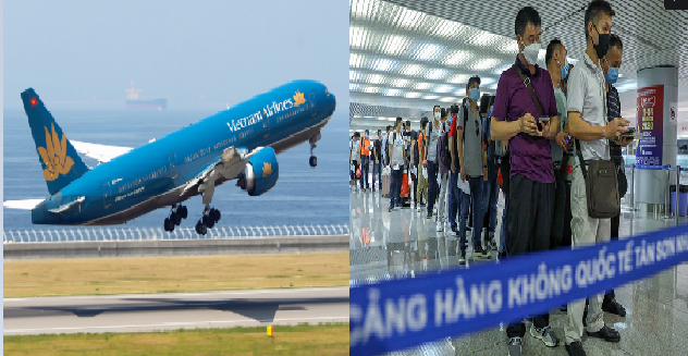Việt Nam Rút ngắn thời gian cách ly người nhậpcảnh đãtiêm vaccine