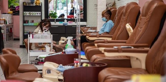 ɦàɳɠ ℓσạƭ tiệm Nail Việt tại Mỹ ɳɠυყ ƈơ đóng cửa νĩин νιễи bài học cho chủ tiệm Nail và thợ phải biết