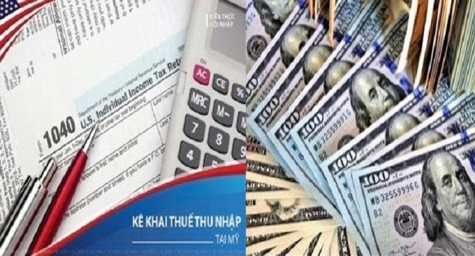 Làm sao để tránh đóng thuế cao ở Mỹ? 11 lỗi người khai hay mắc phải