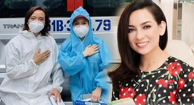 Chồng danh hài Việt Hương báo hậu ồn ào tin buồn Phi Nhung không qua khỏi.