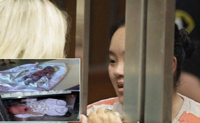 ABC News 24/10: Bà mẹ gốc Việt quaysống con gái hai tháng tuổi trong lò vi sóng